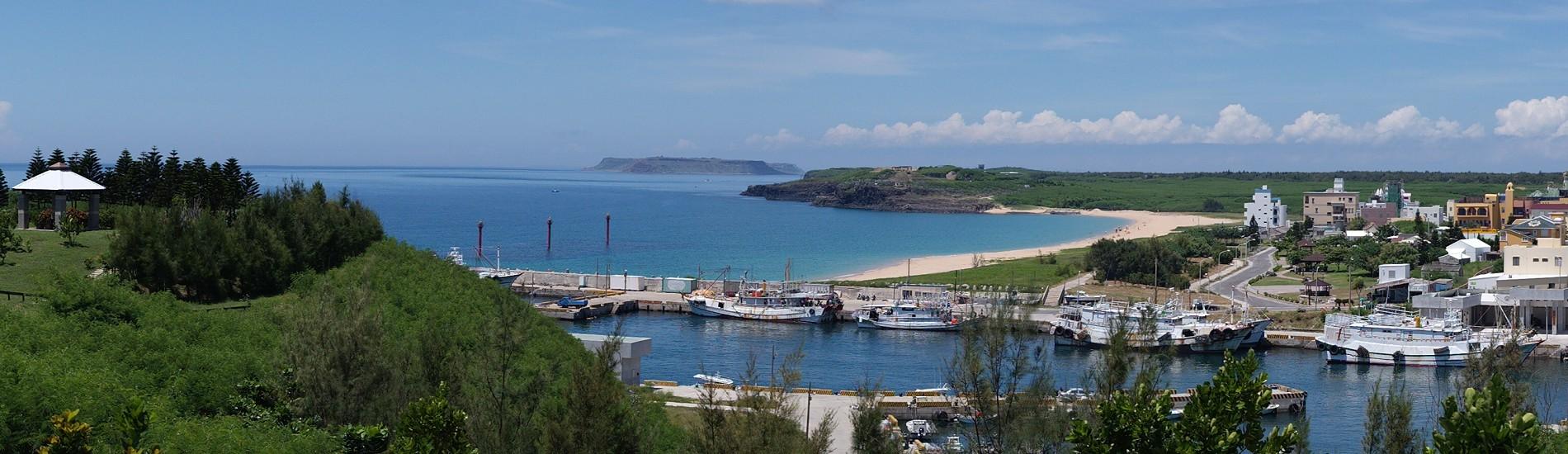 一個世界最美麗的海灣